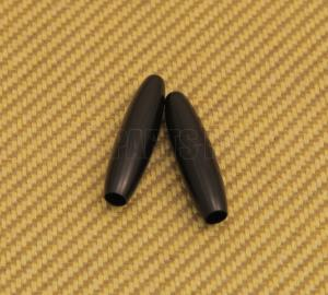 PK-DR006-02 Black Tremolo Tips Press Fit Strat