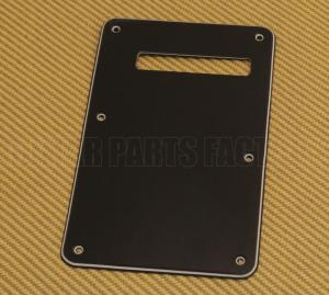 PG-8556-L0B Lefty Black 3-PLY Back Plate