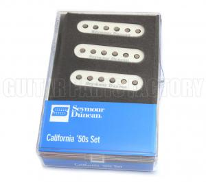 11208-01 Seymour Duncan California 50s Strat Pickup Set SSL-1s