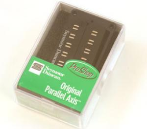 11102-73  Seymour Duncan PA-TB1b Original Parallel Axis Trembucker Pickup BLK