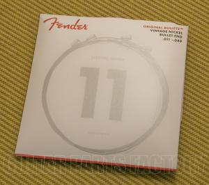 073-3150-408 Fender Original Bullets USA 3150M Guitar Strings  .011-.049 0733150408