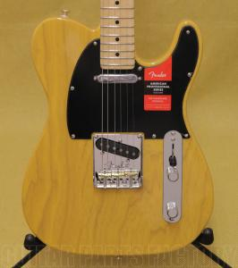 011-3062-750 Fender Maple/Butterscotch Blonde American Professional Telecaster