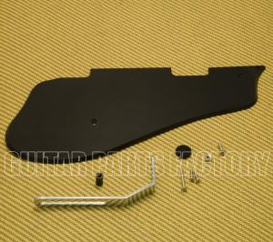 006-9578-000 Gretsch Pickguard, G5125 Black w/ Mounting Bracket  0069578000
