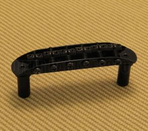 008-1239-B Black Smaller Saddle Adjustable Bridge for Mustang/Jaguar/Jazzmaster