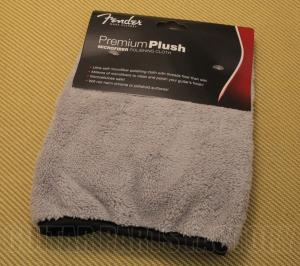 099-0525-000 Fender Premium Plush Microfiber Guitar/Bass Polishing Cloth 0990525000