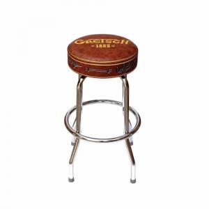 912-4756-010 Gretsch Guitar or Bass Since 1883 Barstool Swivel Tall Barstool 30 inch 9124756010