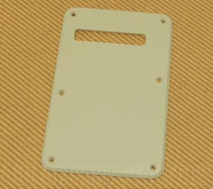 006-3983-000 Genuine Fender 1-ply Mint Standard Back Plate for Stratocaster/Strat