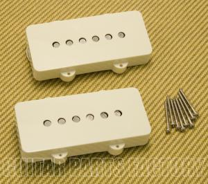 099-2270-000 Fender V-Mod Aged White Jazzmaster Guitar Pickup Set 0992270000