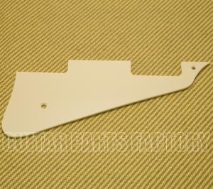 PG-0804-028 1-Ply Vintage Style Cream Pickguard for Les Paul