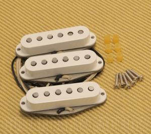099-2114-000 Fender Custom Shop '69 Stratocaster/Strat Guitar Pickup Set 0992114000