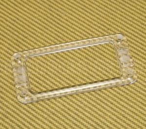 006-0712-000 (1) Genuine Gretsch Clear Filtertron Pickup Ring / Bezel 0060712000