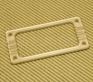 006-1604-000 (1) Genuine Gretsch Gold Filtertron Pickup Ring / Bezel 0061604000
