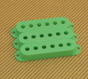 PC-0406-029 (3) Green Pickup Covers for Strat