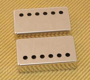 PC-0300-001 Nickel Humbucker Covers Vintage Gibson Guitar