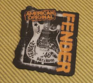 910-0246-000 Fender Guitar Spray Paint Strat Magnet 910-0246-000