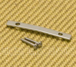 2126C Chrome Contoured Bar String Guide Guitar/Bass