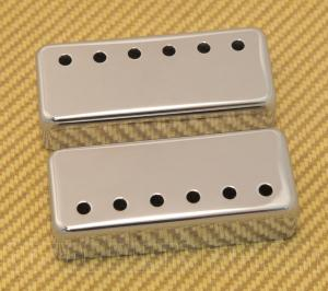 PC-0308-010 50mm Chrome Pickup Covers Gibson Mini Humbucker