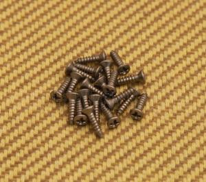 GS-0050-005 (20) Stainless Pickguard Screws for Gibson