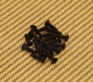 GS-0050-003 (20) Black Pickguard Screws for Gibson Guitar