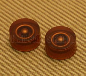 PK-3230-022 Plain Amber Speed Knobs USA Guitar