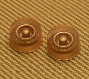 PK-3230-032 Plain Gold Speed Knobs