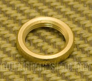 006-0936-000 Genuine Gretsch Gold Toggle Switch Nut 0060936000
