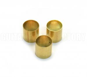 EP-0220-008 3 Brass Pot Adapter Sleeves