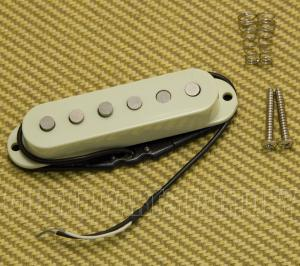 009-7215-000 Genuine Fender Squier Standard Strat Mint Green Bridge Pickup