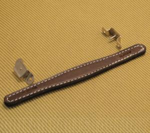 099-0945-000 Genuine Fender Vintage Style Brown Leather Amp Handle 0990945000