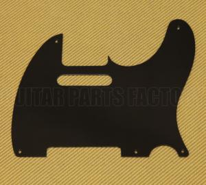 PG-0560-023 1-Ply Black Pickguard for Tele