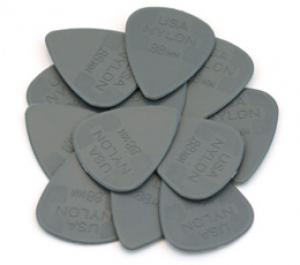 DUNLOP NYLON .88mm GUITAR PICKS