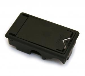 ECB244BK Jim Dunlop Battery Box For Crybaby Pedals, Black