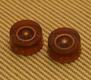 PK-0132-022 (2) Amber 0-11 Speed Knobs