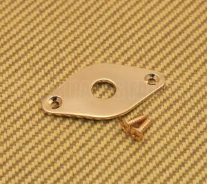 PFJP-G Gold Pointed Football Jackplate
