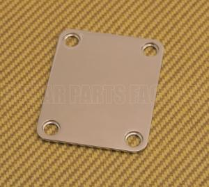 ENP4-N Nickel Economy 4-Bolt Neck Plate