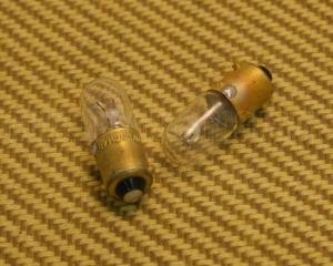 002-1642-049 (2) Fender Tube Amp Power Indicator Replacement Bulbs