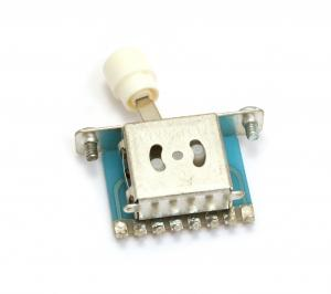 "005-5412-000 5-Way Switch, Shallow ""Box"" Style, Most Squier® Strat® Models"