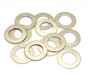 003-1153-049 12 Switchcraft Fender Guitar/Amp Flat Washers for Jacks 3/8