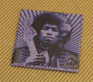 910-0278-000 Fender Hendrix Kiss The Sky Guitar Magnet  9100278000