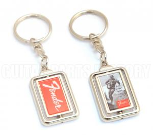 910-0261-000 Guitar Logo & Cali Surfer Key Chain 9100261000