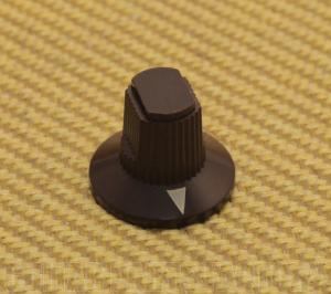 005-3615-000 Fender Brown D-Shaft Rotary Amp Knob w/ Arrow