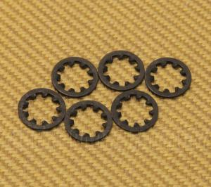 EP-0069-BLK (5) Black Lock Washers for Full Size/CTS Control Mounting