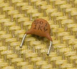002-0842-002 Fender Capacitor CD CAP 500pF 1000V 0020842002