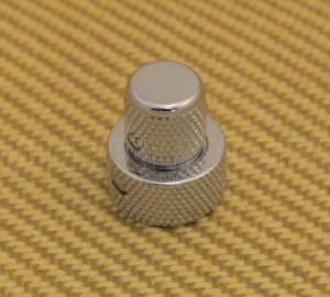 004-9457-000 Genuine Fender Chrome Stack Knob for American Deluxe P Bass 0049457000
