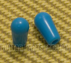 SK-0643-027 Blue Metric Toggle Switch Tips for Guitar/Bass