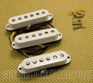 099-2265-000 Custom Shop Fat '60s White Stratocaster® Pickups 0992265000