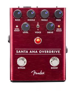 023-4533-000 Santa Ana Overdrive Guitar Effects Pedal 0234533000