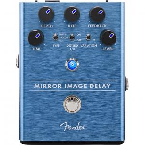023-4535-000 Genuine Fender Mirror Image Delay Guitar Effects Pedal 0234535000