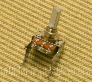 005-6557-000 Genuine Fender 25K 30A PCB Mount Snapin Amplifier/Amp Control Potentiometer 0056557000