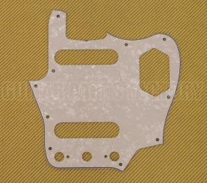 PG-0580-055 White Pearloid Pickguard for Fender Japan MIJ Reissue Jaguar